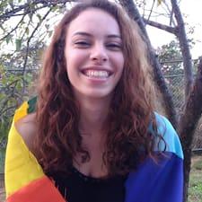 Profilo utente di Laís
