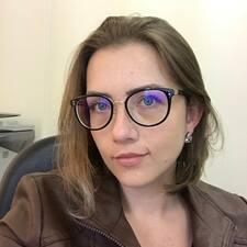 Nutzerprofil von Giulliane Fernanda