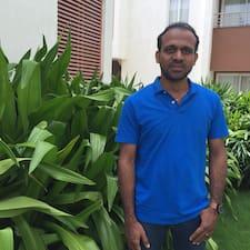 Anish felhasználói profilja