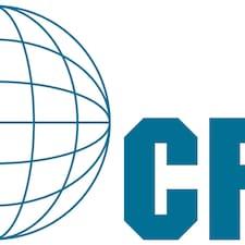 Perfil do utilizador de CRB Geological