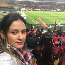 Profilo utente di Aura Isabel