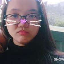 Ngoc felhasználói profilja