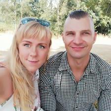 Nutzerprofil von Inga & Dmitrij
