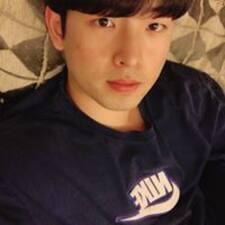 Perfil do usuário de Dongwoo