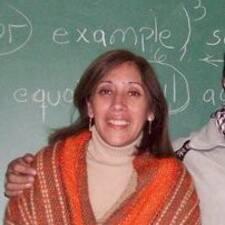 Användarprofil för Viviana Marcela