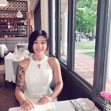 Miss Tien 甜橙 felhasználói profilja