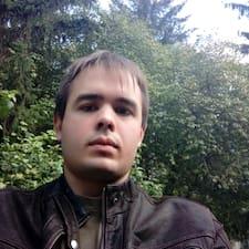 Perfil de usuario de Andrei
