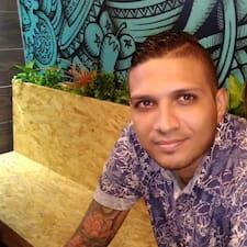 Andres Esteban felhasználói profilja