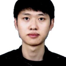 Användarprofil för Yixiao