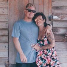 Claudia & Rowan felhasználói profilja