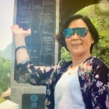 Jie felhasználói profilja