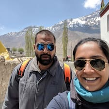 Jigeesha & Abhinav