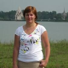 Nutzerprofil von Natalija