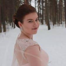 Alisa felhasználói profilja