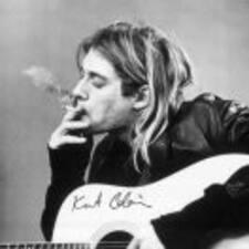 Perfil do usuário de Cobain