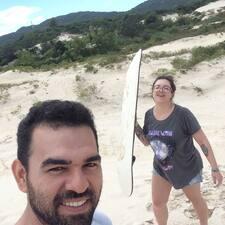 Perfil de usuario de Danne & João.