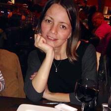 Liana felhasználói profilja