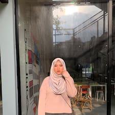 Profil utilisateur de Nadhirah