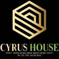Profilo utente di Cyrus