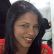 Gebruikersprofiel Claudia Brito De Souza