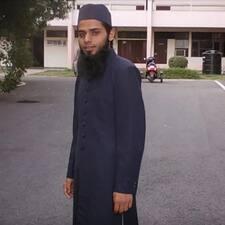 Profil utilisateur de Muhammad
