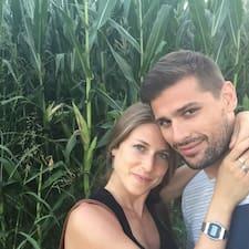Sara & Matteo Brukerprofil