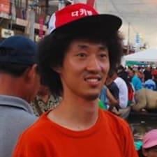 Henkilön SangJun käyttäjäprofiili