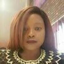Profil utilisateur de Tshepi
