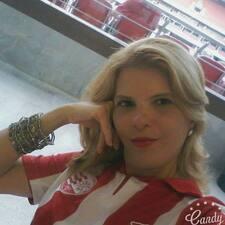โพรไฟล์ผู้ใช้ Kátia Sandra