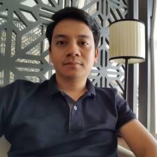 Profil utilisateur de Ahmad Hafizi