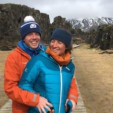Jess & Gordon Brukerprofil