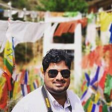 Profil Pengguna Govind