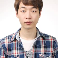 Profil utilisateur de Hyunsuk