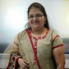 Profilo utente di Reshma