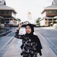 Profilo utente di Annisaa Rahmawati