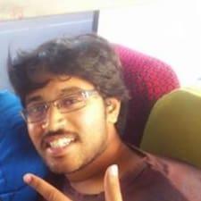 Профиль пользователя Pranav