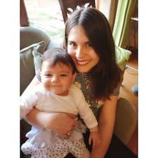 Profil Pengguna Maria Paz