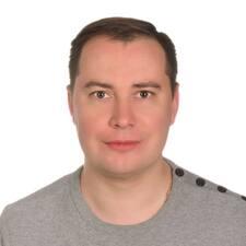 Henkilön Jarosław käyttäjäprofiili