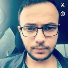 Anas - Uživatelský profil