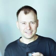 Serhii User Profile
