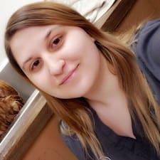 Kasia - Uživatelský profil