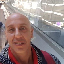 Jorge Antonio felhasználói profilja