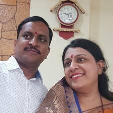 Satish felhasználói profilja