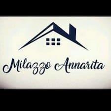Profil utilisateur de Annarita