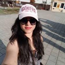 Deepti User Profile