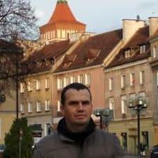 Andrii - Uživatelský profil