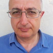 Ruben Brugerprofil