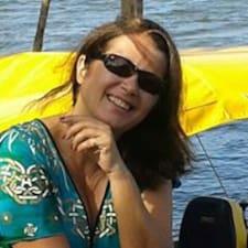 Användarprofil för Sandra Maria