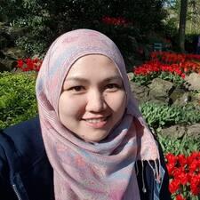 Afini felhasználói profilja