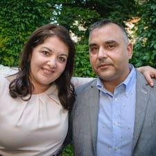 Irina & Chris Brukerprofil
